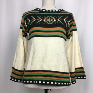 Sweaters - Vintage Aztec Sweater